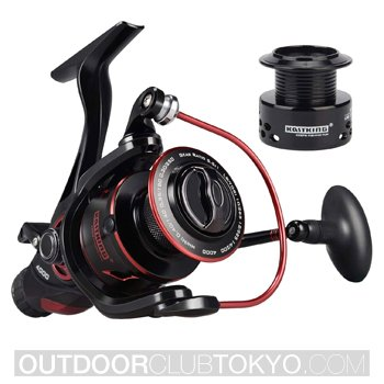 KastKing Sharky Baitfeeder Spinning Fishing Reel Review