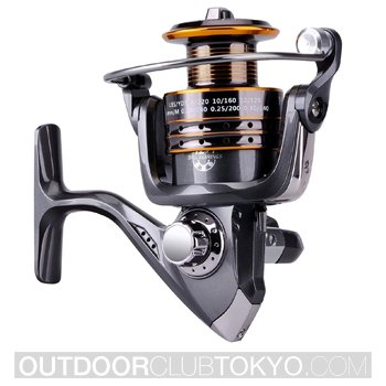 Plusinno HongYing Series Fishing Reel Review