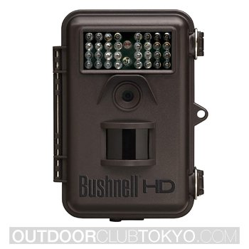 Bushnell 8MP Trophy Cam HD Hybrid Trail Camera with Night Vision