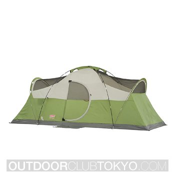 Coleman 8-Person Elite Montana Tent for Camping