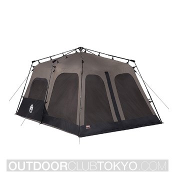 Coleman 8-Person Instant Family Tent