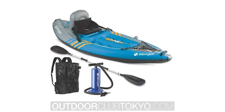 Quikpak K1 Person Kayak