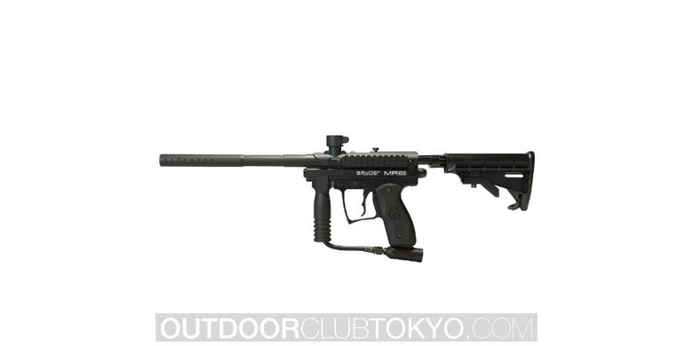 Spyder MR100 PRO Semi-Auto Paintball Marker