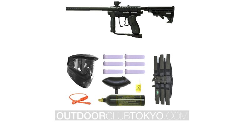 Spyder MR100 Pro Paintball Gun