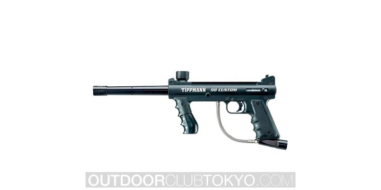 Tippmann 98 Custom Paintball Marker