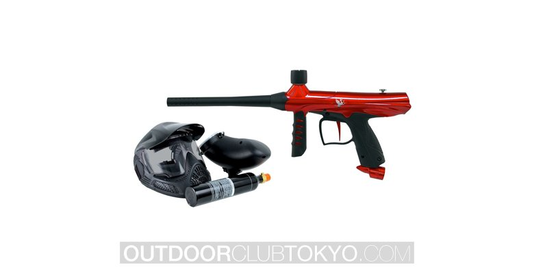 Tippmann Gryphon PowerPack .68 Caliber Paintball Gun