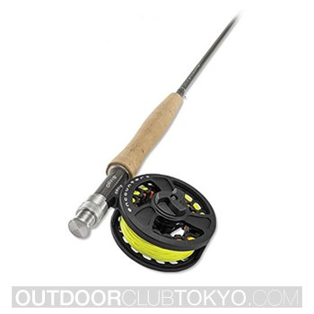 Encounter Fly Rod