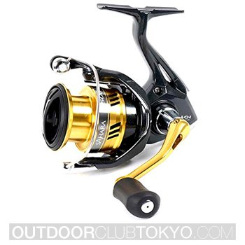 Shimano Sahara Spinning Fishing Reel