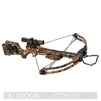 Wicked Ridge Invader HP Crossbow Review