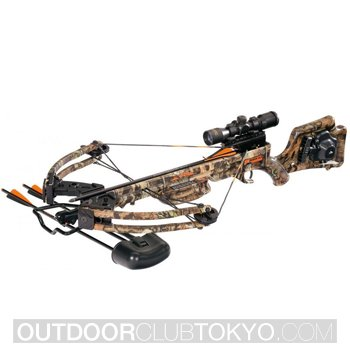 Wicked Ridge Warrior HL Hunting Crossbow