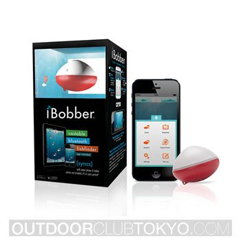 ReelSonar iBobber Portable Fish Finder