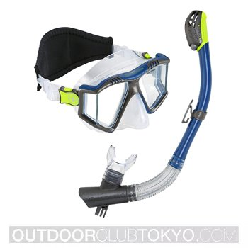 US Divers Lux Mask