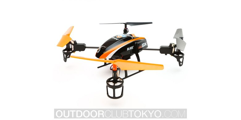 Blade 180 QX HD BNF Quadcopter