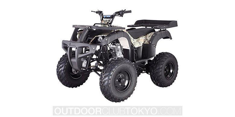Rhino ATV 250cc 4 Gears with Reverse Review